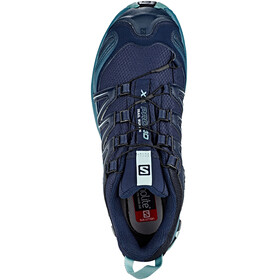 Salomon XA Pro 3D GTX Shoes Women navy blazer/mallard blue/trellis